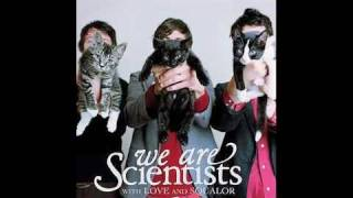 Watch We Are Scientists This Scene Is Dead video