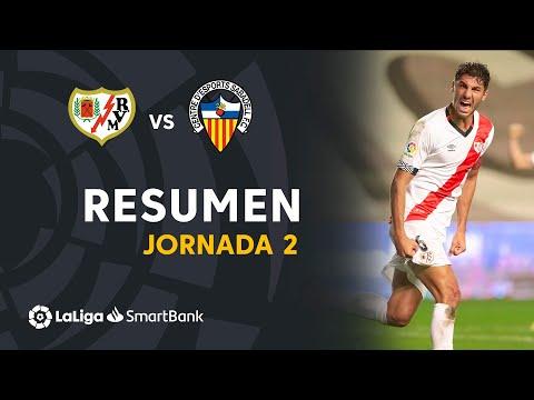 Vallecano Sabadell CE Goals And Highlights