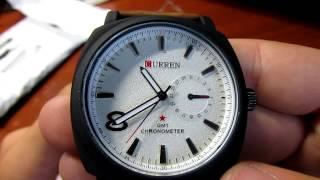 Кисть для объектива, часы Curren, USB тестер. Посылка из Китая №88, 89. Aliexpress(, 2014-06-21T14:42:49.000Z)