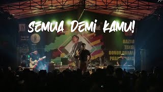 Gambar cover SEMUA DEMI KAMU - ANGGA CANDRA (LIVE) SUKABUMI @STIKESMI