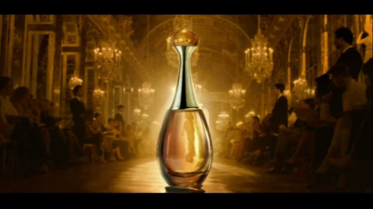 Christian Dior J'adore In Joy Perfume - YouTube