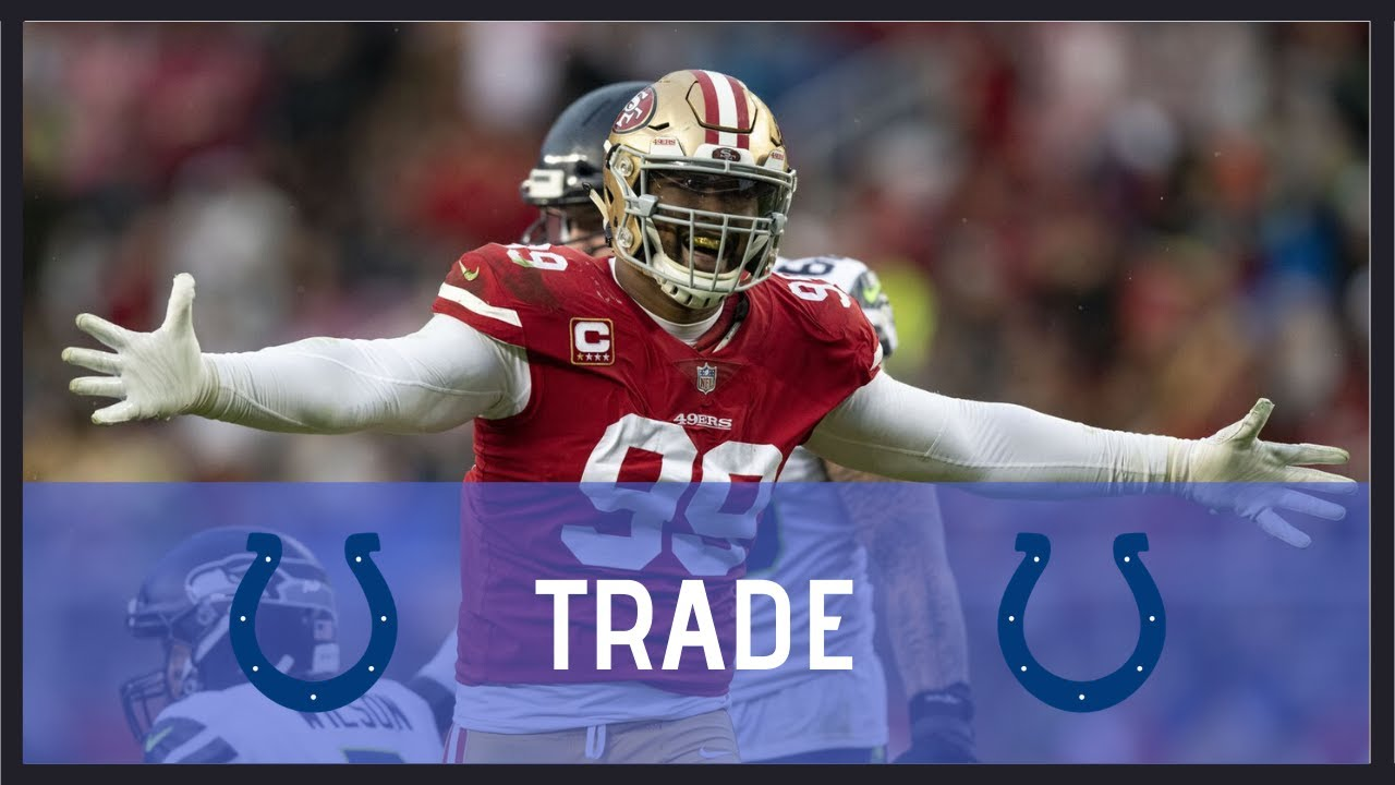 DeForest Buckner trade brings Colts a little closer to free-agent QBs ...