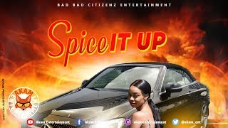 Novee - Spice It Up [Gun Powder Riddim] April 2019