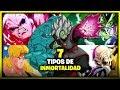 7 INMORTALIDADES DE DRAGON BALL SUPER | Z | ANZU361