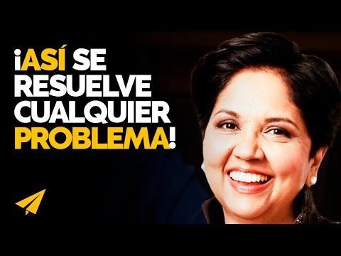 El MUNDO está lleno de IDEAS ¡Actúa Ahora Mismo!   Indra Nooyi en español: 10 Reglas para el éxito