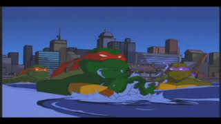 Teenage Mutant Ninja Turtles 3: Mutant Nightmare PS2 HD [Gameplay/Walkthrough] -10-