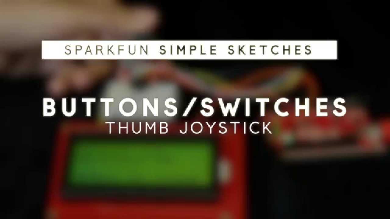 SparkFun Joystick Shield Kit - DEV-09760 - SparkFun Electronics