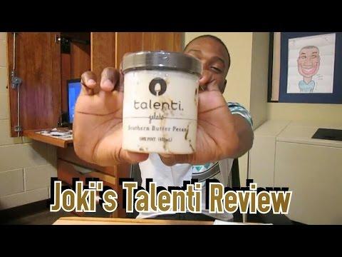 Talenti Gelato Review :Southern Butter Pecan