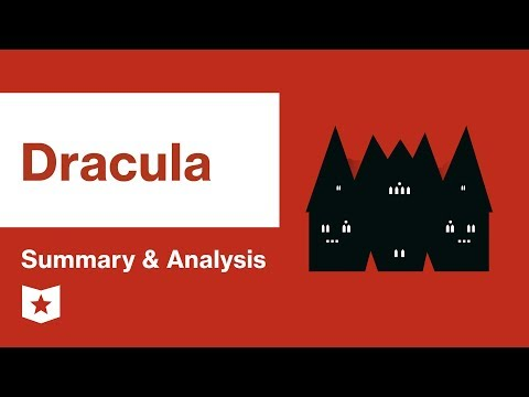 Dracula  | Summary & Analysis | Bram Stoker