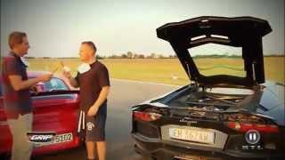 Lamborghini Aventador gegen Porsche GT2 RS Teil 2/2 - GRIP - Folge 163 - RTL2