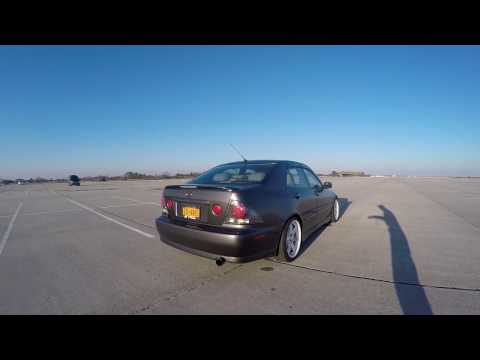 """Lexus IS300 SRP 3"""" straight pipe review"""