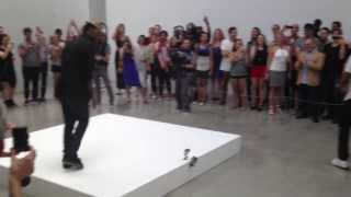 jay z s picasso baby teaser featuring storyboard p