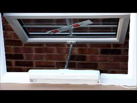 Ks3040 Remote Control Window Opener Youtube