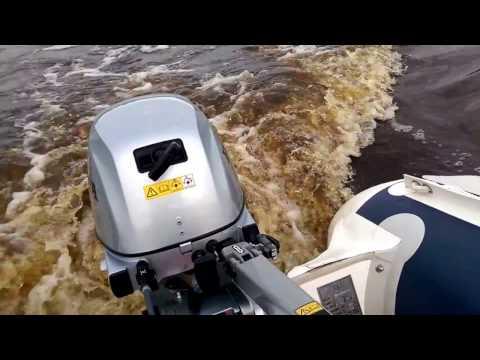 Honda 8 hp 4 stroke outboard 2016