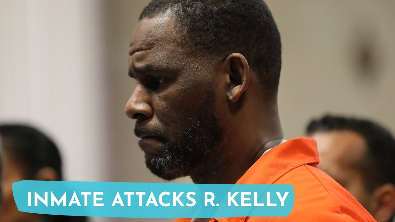 R Kelly Reportedly ATTACKED in Chicago Jail Cell By Fellow Inmate