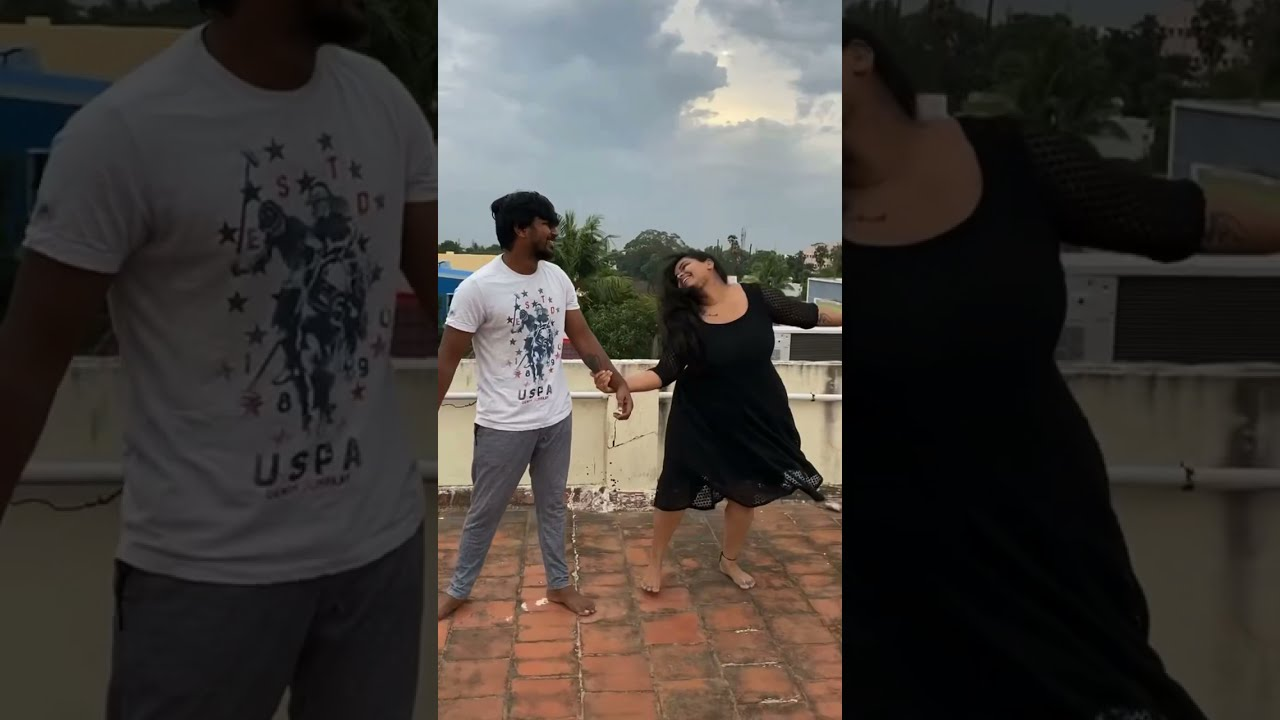 Our First Dance together (not dancing vibing)