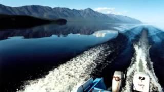 Озеро Байкал. Вода.