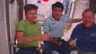 土井隆雄さん「きぼう」広報イベント2