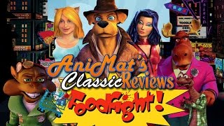 Foodfight! - AniMat's Classic Reviews