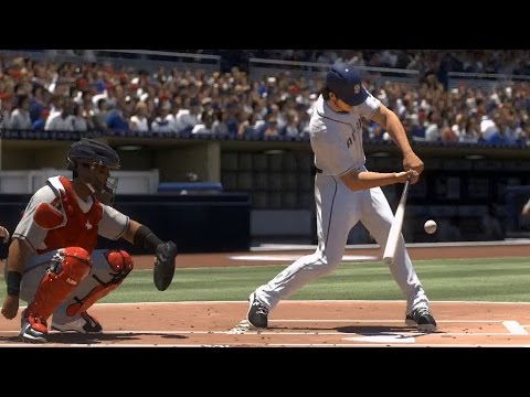 MLB The Show 17 - El Paso Chihuahuas vs San Diego Padres   Gameplay (PS4 Pro HD) [1080p60FPS]