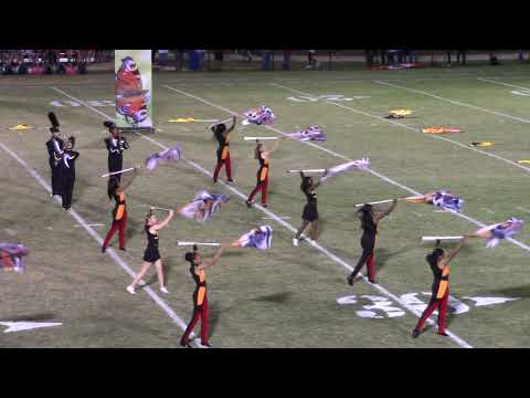 2019 Pontotoc High School Marching Band, Pontotoc vs South Pontotoc