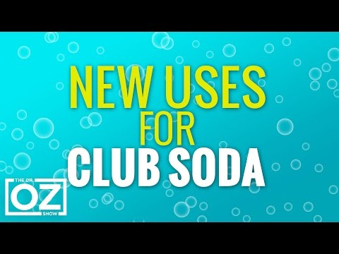 Awesome Uses for Club Soda