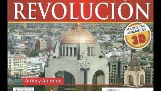 """""""Monumento a la Revolución"""" - Puzzle 3D"""