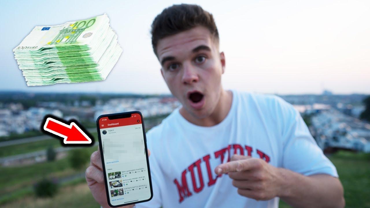 Wie Verdient Man Geld Mit Youtube Videos