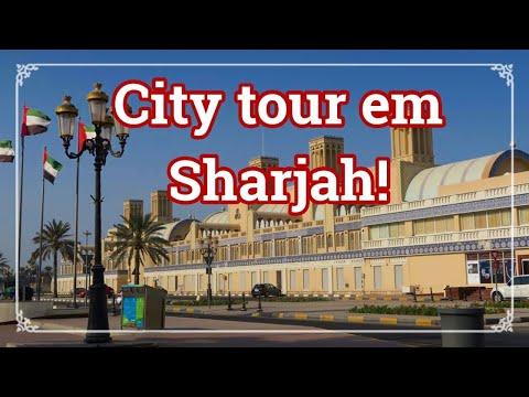 SHARJAH,  A CAPITAL CULTURAL DOS EMIRADOS ÁRABES!
