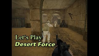 Let's Play: Desert Force (3D FPS Shooter Game)