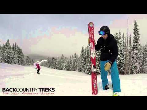 Ski Slope SUVs: Surface Live Free Skis [Review]