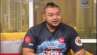SPM 2018 - MALAYSIAN INVENTION  : MIXED MARTIAL ARTS [22MAC2018]