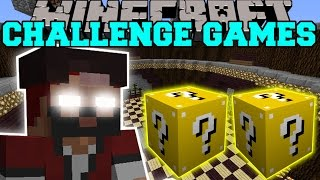 Minecraft: PIRATE CAPTAIN CHALLENGE GAMES - Lucky Block Mod - Modded Mini-Game