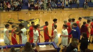 Central Junior High Basketball   vs. Southwest