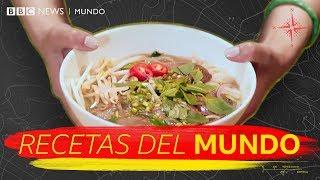 Cómo hacer Pho, la típica sopa de Vietnam: Recetas del mundo