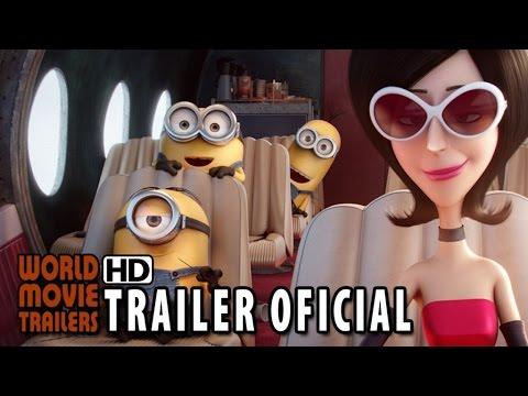 Minions Trailer Oficial #2 (2015) HD