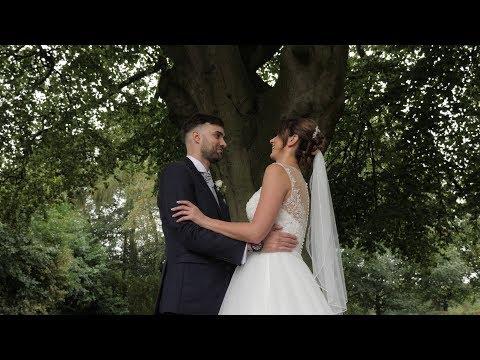 Cockliffe Country House Hotel Wedding Video - Gemma & Jack