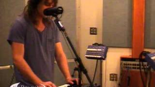 "The Naked and Famous performing ""Young Blood"" on KCRW"