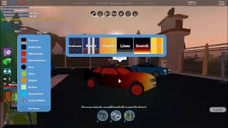 (roblox) how to get free mobile garage