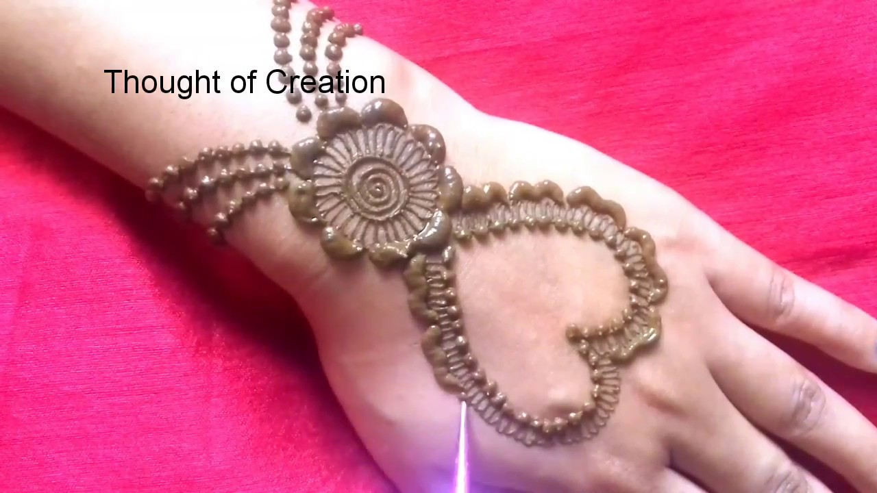 Valentine S Day Special Heart Jewellery Mehndi Design 2018 Jewelry
