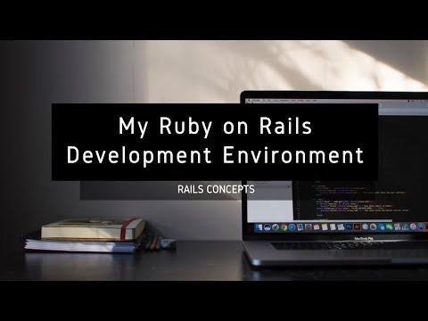 My Development Environment (Example) | GoRails