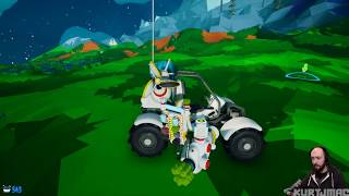 ASTRONEER 1.0 Gameplay - E04 - Mystery Alien Cube