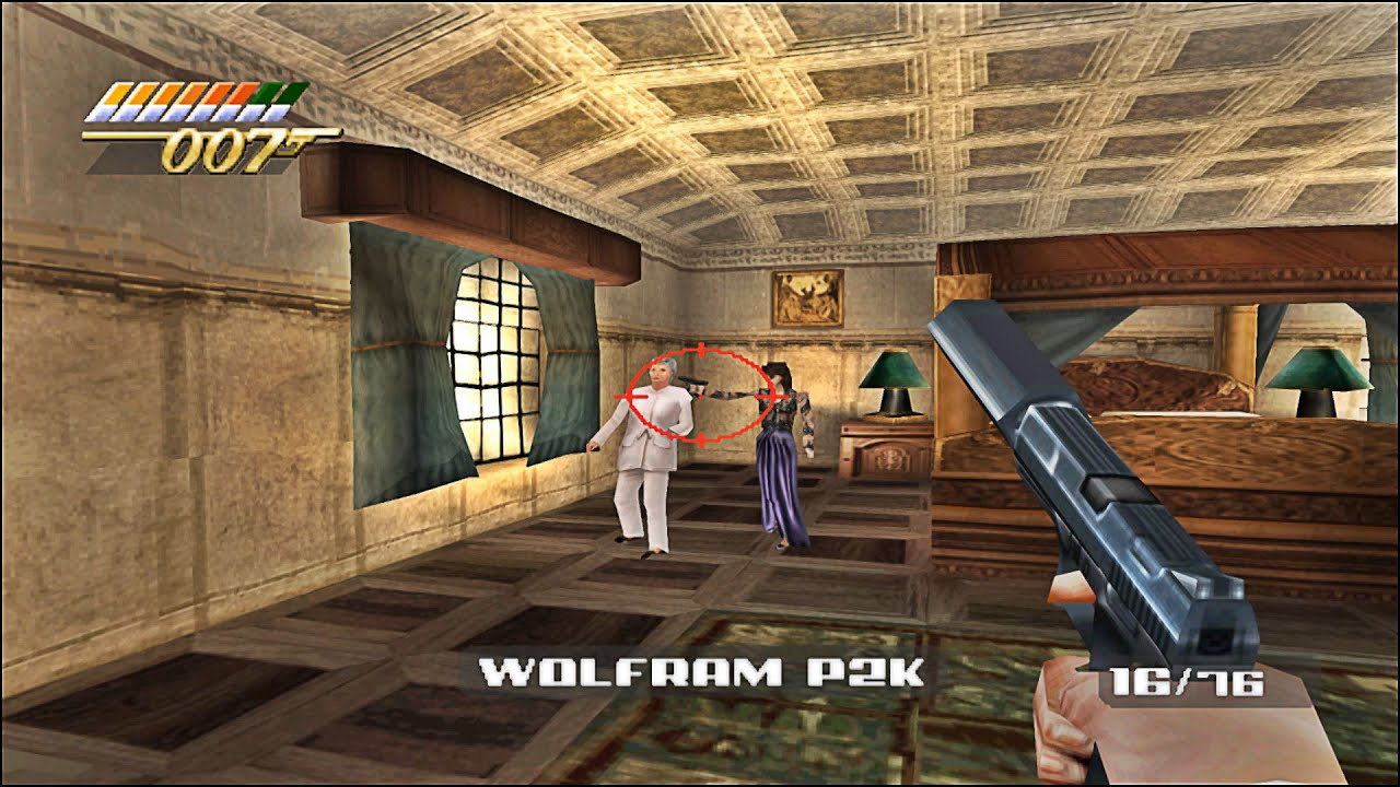 007 The World Is Not Enough Ps1 Walkthrough 10 Youtube