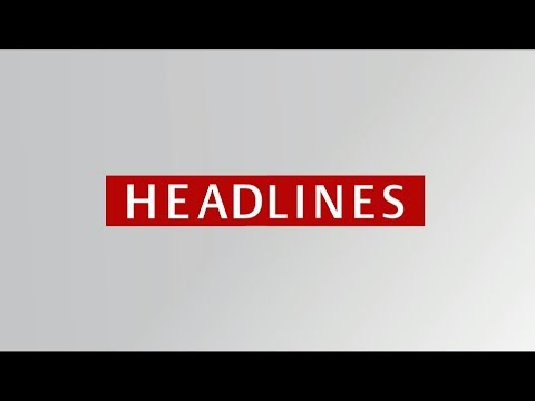 Top Headlines (English - 8 am)