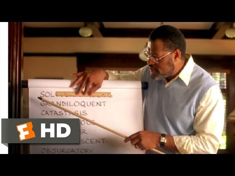 Akeelah and the Bee (5/9) Movie CLIP - Big...