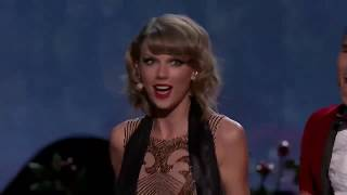 Taylor Swift Blank Space Live at the AMA (HD)
