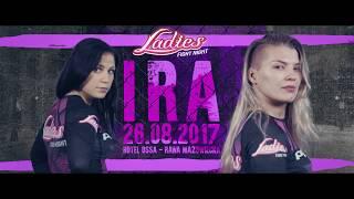 Oficjalna zapowiedź gali Ladies Fight Night 6