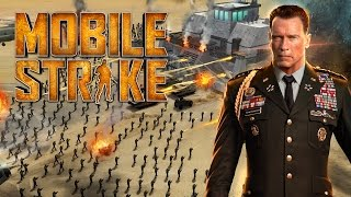 "Mobile Strike: Arnold Schwarzenegger in ""Command Center"" - UNCUT VERSION thumbnail"