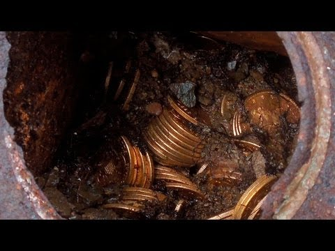 Couple Finds $10 Million Dollars During Unplanned Treasure Hunt