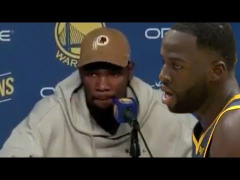 Kevin Durant Admits Hes READY to LEAVE Warriors After Draymond Called Him A B*TCH
